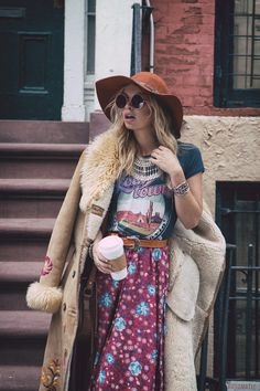 When Spell Takes Their Signature Boho Looks To NYC, You Get Something Magical
