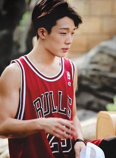 this guy, he is my ecerything, bobby❤️ 사랑해 오빠 ~ pe We Heart It.