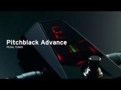 KORG Pitchblack Advance   The ultimate pedal tuner - YouTube