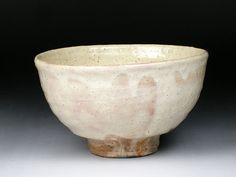 Hagi pottery chawan tea bowl