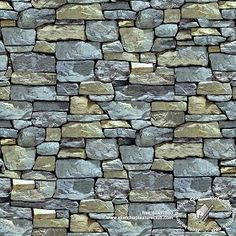 Textures   -   ARCHITECTURE   -   STONES WALLS   -   Claddings stone   -   Exterior  - Wall cladding stone texture seamless 19008 (seamless)
