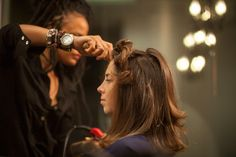 #blowdry #blowout #hairstyle #lahair Blow Dry, Salons, Hairstyle, Hair Job, Lounges, Hair Style, Hairdos, Hair Styles, Updo