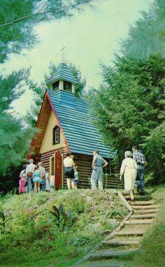 Santa's Chapel, Santa's Village, Bracebridge, Muskoka