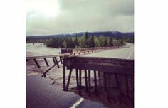 Photos: Instagram users capture Alberta flooding