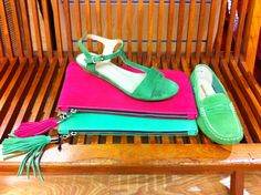 Carteras y zapatos Marca España