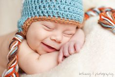 newborn pose photography