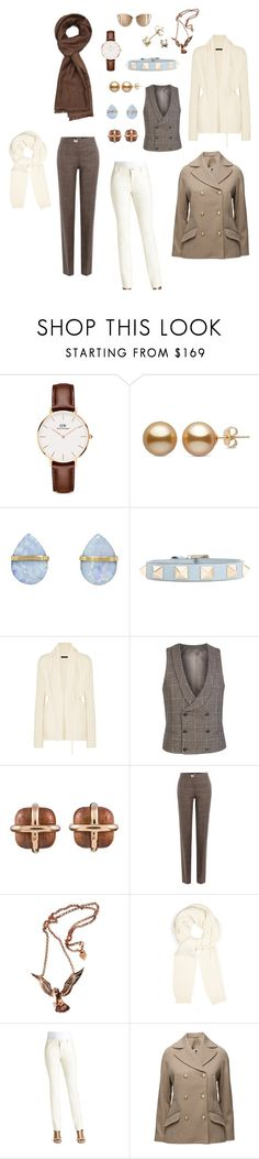 """Mid autumn wish list"" by arcticjasmine on Polyvore featuring Daniel Wellington, Melissa Joy Manning, Valentino, The Row, Diverso, Seaman Schepps, Salvatore Ferragamo, Hjälte Jewellery, Lemaire and Lafayette 148 New York"