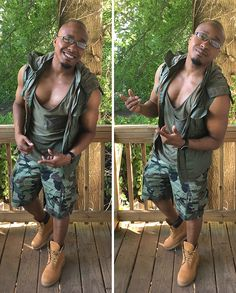 Men's Fashion Style Summer green army fatigue camouflage tank top vest timberlands