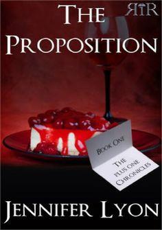 Bebendo Livros: The Proposition - Jennifer Lyon