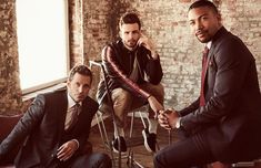 Some of the most gorgeous men are on TV this summer – scroll through our gallery below Younger Tv Series, Gorgeous Men, Beautiful People, Charles Michael Davis, Celebrity Crush, Hot Guys, Crushes, The Originals, Couple Photos
