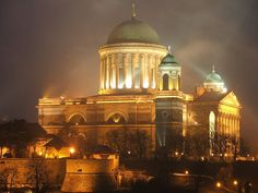 The Esztergom Cathedral