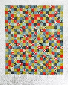 String of Pearls Quilt Pattern by Christa Watson of Christa Quilts ... : string of pearls quilt pattern - Adamdwight.com