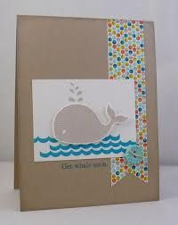 Oh, Whale! Stampin' Up! - Google Search