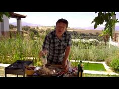 Jamie travels to Andalucia, where he makes paella for a whole village, and cooks rabbit stew with some hunters. He also prepares an authentic gazpacho, pork ...