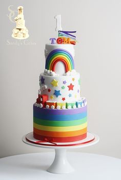 rainbow cake                                                       …