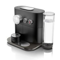 Buy Premium Nespresso Coffee Machine From Online Store in India at Global Gadgets. Add some luxury to every morning life with freshly made high quality coffee from a Nespresso machine. Coffee Machine Design, Coffe Machine, Machine Expresso, Cappuccino Machine, Coffee Design, Cafetiere Design, Cafe Nespresso, Nespresso Delonghi, Nespresso Machine