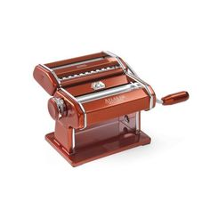 Marcato Atlas 150 Colour Pasta Machine (Red)