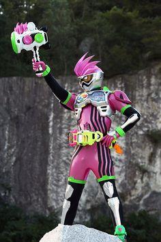 Kamen Rider Ex Aid, Kamen Rider Series, Superhero Tv Series, Fossil, Joker, Fictional Characters, Wallpapers, The Joker, Wallpaper