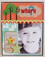 A Project by JenGallacher from our Scrapbooking Gallery originally submitted 05/01/09 at 12:00 AM