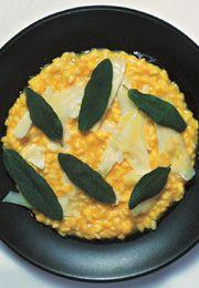 Gordon Ramsay's Recipe for Pumpkin Risotto