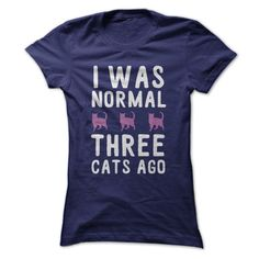 What does normal really mean, anyway? Some might say that normal stops at having more than 2 cats, and others, well... it's more like having more than 5 feline friends. To each his own! Are you a prou