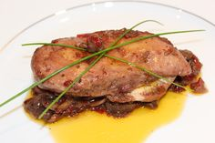 Red Chicken (with mushrooms, red wine and red pepper)