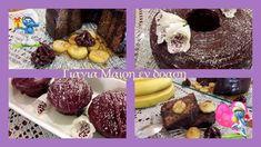 Berliner Λουκουμάδες φούρνου - Γιαγιά Μαίρη Εν Δράσει Pudding, Desserts, Food, Cakes, Tailgate Desserts, Deserts, Cake Makers, Custard Pudding, Essen