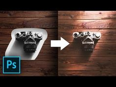 Cut Out Original Shadows Effortlessly in Photoshop! Photoshop Design, Photoshop Tutorial, Photoshop Actions, Photoshop For Photographers, Photoshop Photography, Photoshopped Animals, Photoshop Website, Photoshop Youtube, Shops