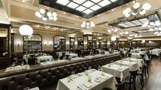 db Brasserie, Palazzo, restaurant of the year, and 10 bet new restaurants of 2014 rewards.   Price moderate.
