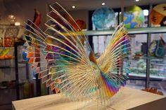 Kuivato Glass Gallery - TOM MAROSZ - Sedona Art Galleries
