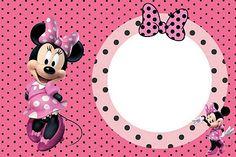 Tarjetas de cumpleaños gratis para imprimir de minnie mouse - Nocturnar
