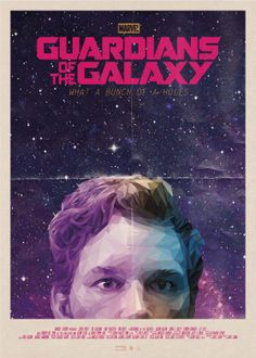 Poster Posse Gives Us Phase Two of Guardians of the Galaxy Poster Blitz. | 30 Second Cinema