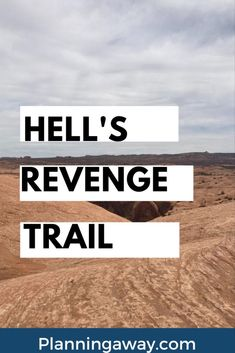 Have you heard of Hell's Revenge in Moab, Utah? It is an off-roading adventure of a lifetime! People bring jeeps, UTV, and other Sports Utility Vehicles to have a little fun on one of the most thrilling trails in Utah. We recently decided to try this trail out. I had no idea what I was getting into. It was crazy, scary, and thrilling all at the same time. I am excited to tell you all about it so you can decide if this is something you would like to do when you plan a trip to Moab Moab Utah, Off Road Adventure, Winter Travel, Revenge, To Tell, Offroad, Trail, Utah Vacation, National Parks