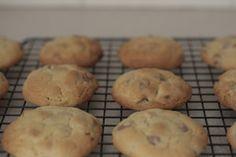 Best ever choc-chip cookies recipe | Fat Mum Slim
