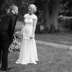 My beautiful friend getting married.