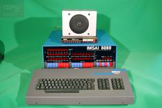 """""""Shall We Play A Game?"""" Original IMSAI 8080 Computer Movie Prop from WarGames"""