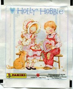 Figurine Panini Holly Hobby