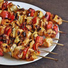 Chicken Tikka Masala by  Sankeerthanam, reciperoll: Grilled Chicken Marinated In Yogurt And Spices , Served In Spicy Tomato Cream Gravy #Chicken #Masala #Yogurt #reciperoll