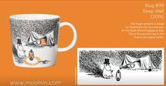 Moomin Mugs, Tove Jansson, Troll, Two By Two, The Originals, History, Illustration, Artwork, Books