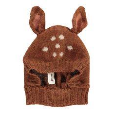 Oeuf NYC Cagoule Baby Alpaga Bambi-listing