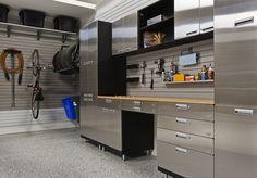 Modern Storage for Garage Design Ideas