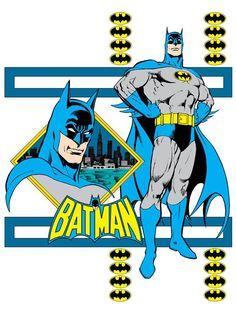 Batman by José Luis García-López from the 1982 DC Comics Style Guide