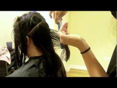 Medium-Long Layered Haircut: Hair Tutorial