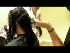 Medium-Long Layered Haircut: Hair Tutorial