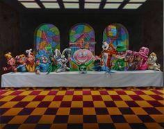 Ron English. #ronenglish http://www.widewalls.ch/artist/ron-english/