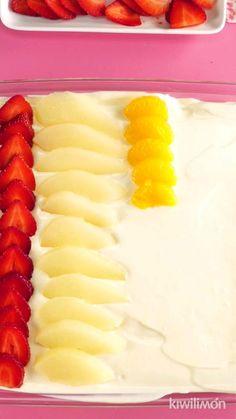 Peach Recipes Dinner, Fresh Peach Recipes, Peach Recipes Breakfast, No Bake Desserts, Delicious Desserts, Dessert Recipes, Yummy Food, Sugar Free Desserts, Comida Diy