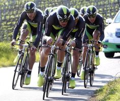 """Australian ProTeam GreenEdge today announced that the squad has partnered with mining services firm Orica Limited. Beginning on Saturday at the Giro d'Italia, the team will take on the new name of Orica-GreenEdge.  """"This is a rare and fantastic opportunity to secure the founding co-naming sponsorship with this ground-breaking sporting venture,"""" said Orica managing director and CEO Ian Smith."""