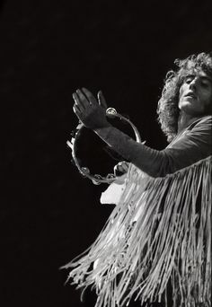 Roger Daltrey - my mom used to crush on him.... and I want all his fringe jackets