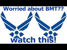 Why you shouldn't worry about Air Force BMT - YouTube