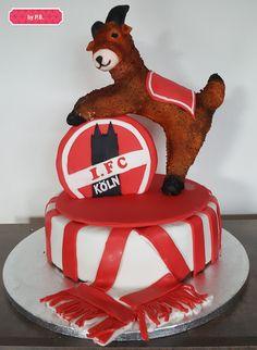 Hennes 1. FC Köln Cake
